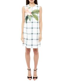 Ted Baker Nayeli Secret Trellis tunic dress