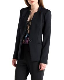 Chayy Neoprene suit jacket