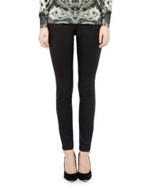 Ted Baker Aissata High waisted wax finish jeans