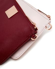 Ted Baker Witney Detachable cross body clutch bag