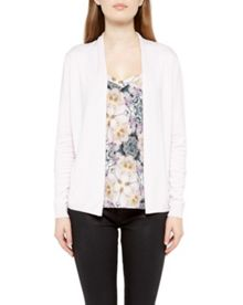 Ted Baker Kacei Floral panel wrap cardigan