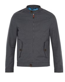 Ted Baker Kinver mini design harrington jacket