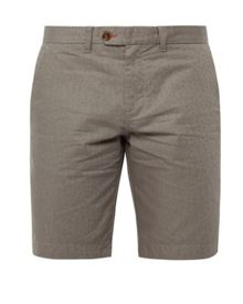 Ted Baker Jacquard cotton shorts