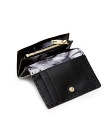 Ted Baker Stab stitch mini leather purse