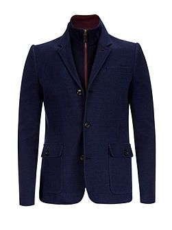 Men's Ted Baker Marimba two-in-one jacket
