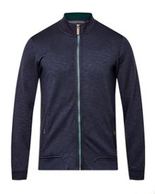 Ted Baker Waltzy zip through funnel neck top