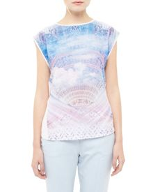 Ted Baker Franxi Dreamscape T-Shirt