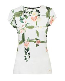 Ted Baker Dafnee Secret Trellis T-shirt