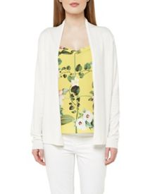 Ted Baker Memie Secret Trellis wrap cardigan