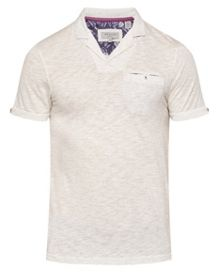 Ted Baker Flipp trophy neck polo shirt