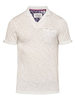 Flipp trophy neck polo shirt