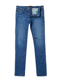 Men's Ted Baker Selsyn straight fit jeans