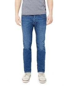 Ted Baker Selsyn straight fit jeans