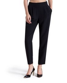 Ted Baker Charice Cropped jacquard trousers