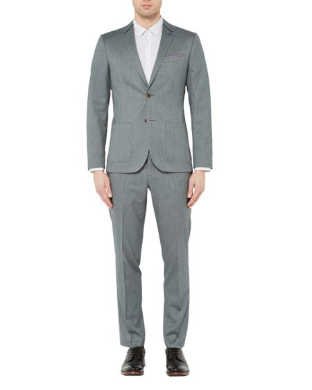 Ted Baker Hearsay Mini Design Suit Jacket