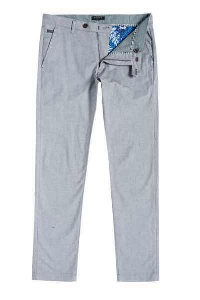 Ted Baker Buggles Cotton Oxford Trousers