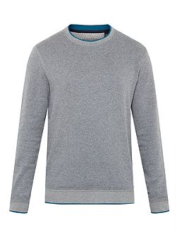 Men's Ted Baker Houlay Crew Neck Jumper