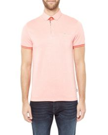 Ted Baker Abadaba Oxford Polo Shirt