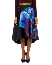 Ted Baker Kaelyne Cosmic Bloom full skirt