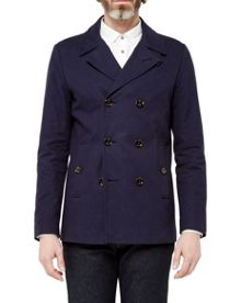 Musgrav cotton pea coat