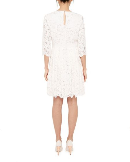 Ted Baker Ameeya Lace skater dress