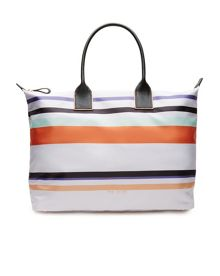 Ted Baker Siennar Tribal Stripe Large Tote Bag
