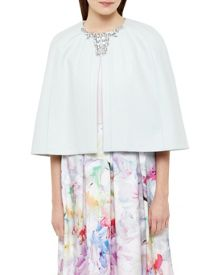 Ted Baker Malory Embellished Cape