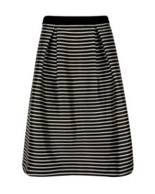 Ted Baker Piery Striped full skirt