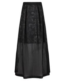 Ted Baker Lybee Mesh layered maxi skirt