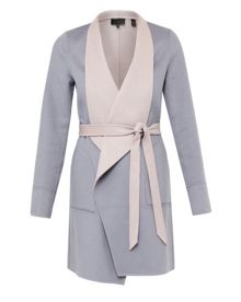 Ted Baker Demmii Reversible Loose Open Coat