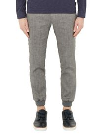 Ted Baker Linnew cuffed trousers