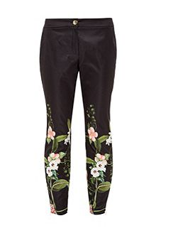 Hadas Secret Trellis Skinny Trousers