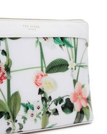 Ted Baker Tavvi Secret Trellis large wash bag