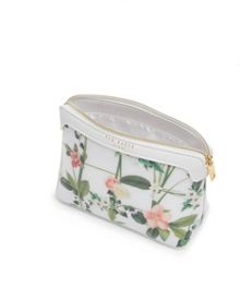 Ted Baker Ailanie Secret Trellis small wash bag