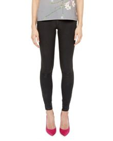 Ted Baker Annna Wax finish skinny jeans