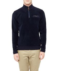 Ted Baker Clikup funnel neck fleece