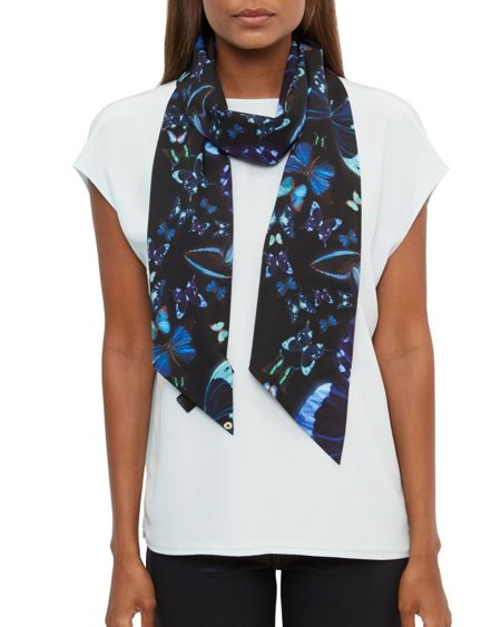 Ted Baker Minah Butterfly Collective scarf