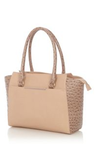 Ostrich Effect Day Bag