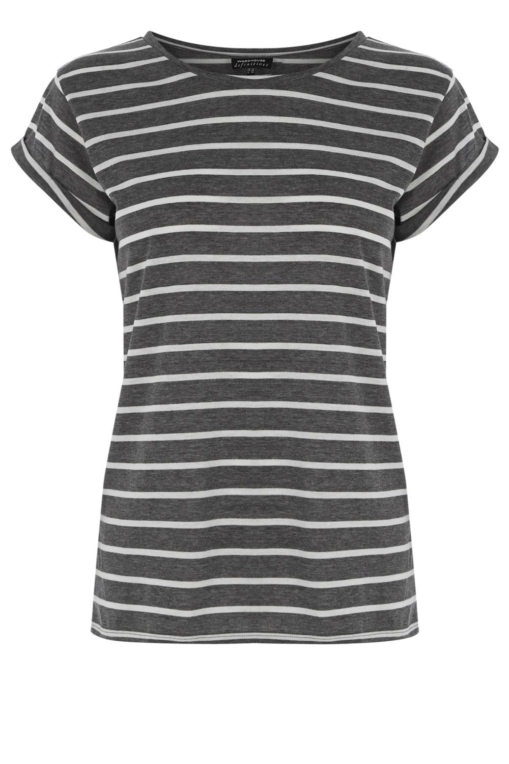 Stripe boyfriend T-shirt
