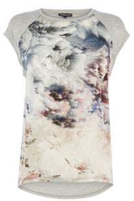 Stratospheric Woven Front Top