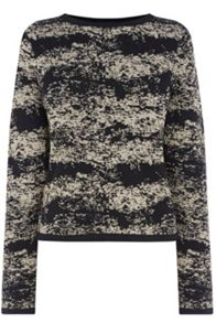 Textured co-ord jumper