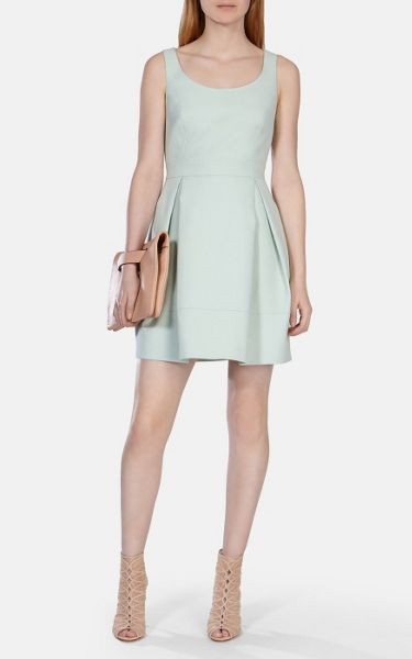 Karen Millen Cotton jacquard full skirted dress