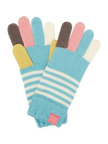 Joules Girls Long Gloves