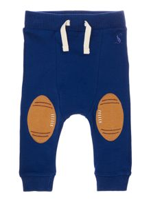 Boys Rugby Ball Reinforced Knee Trousers