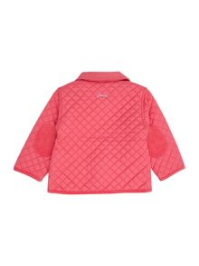 Joules Girls Quilted Jacket