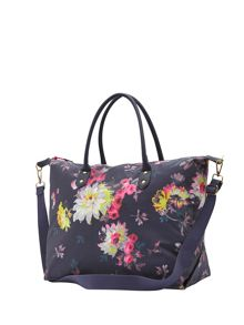 Joules Coated Canvas Holdall
