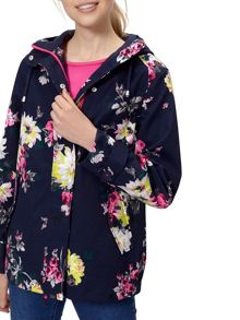 Joules Waterproof hooded jacket