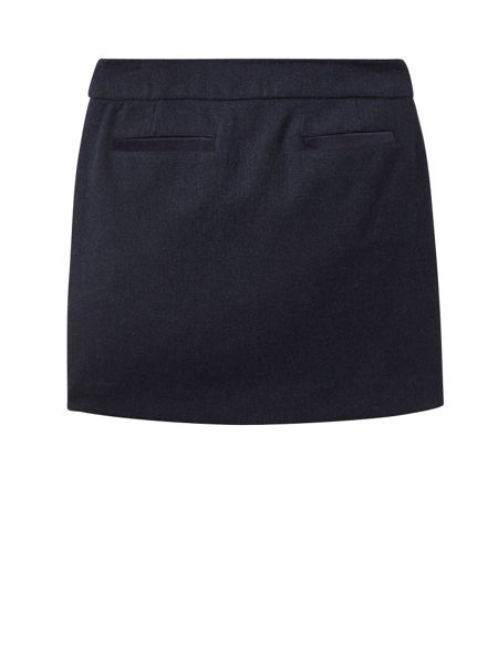 Joules Tweed mini skirt