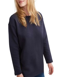 Joules Zip Side Sweat