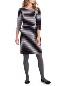 Joules Ottoman pocket dress